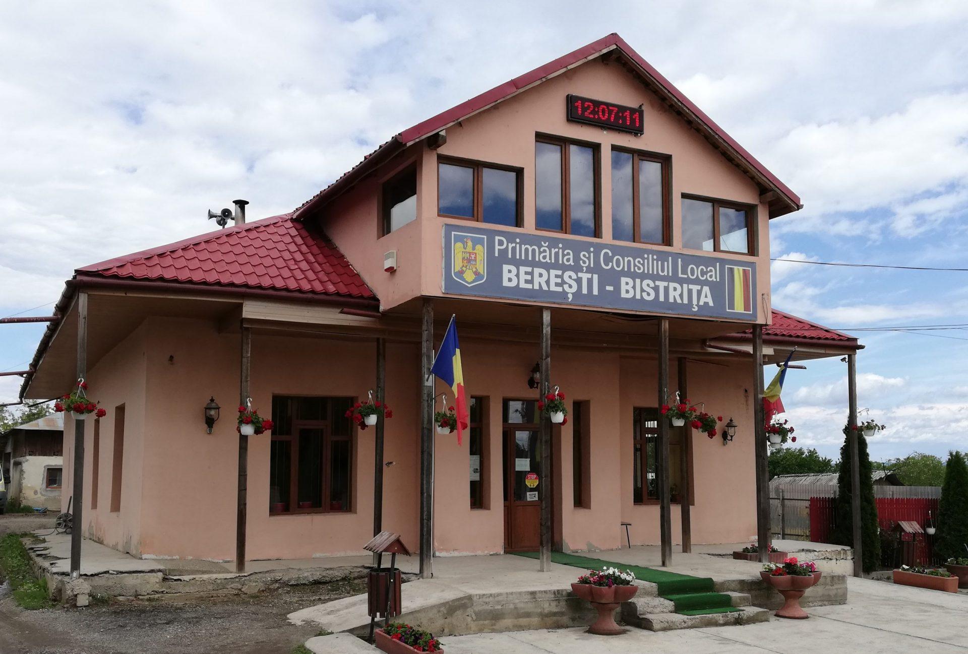Bun venit pe site-ul oficial al primăriei Berești-Bistrița
