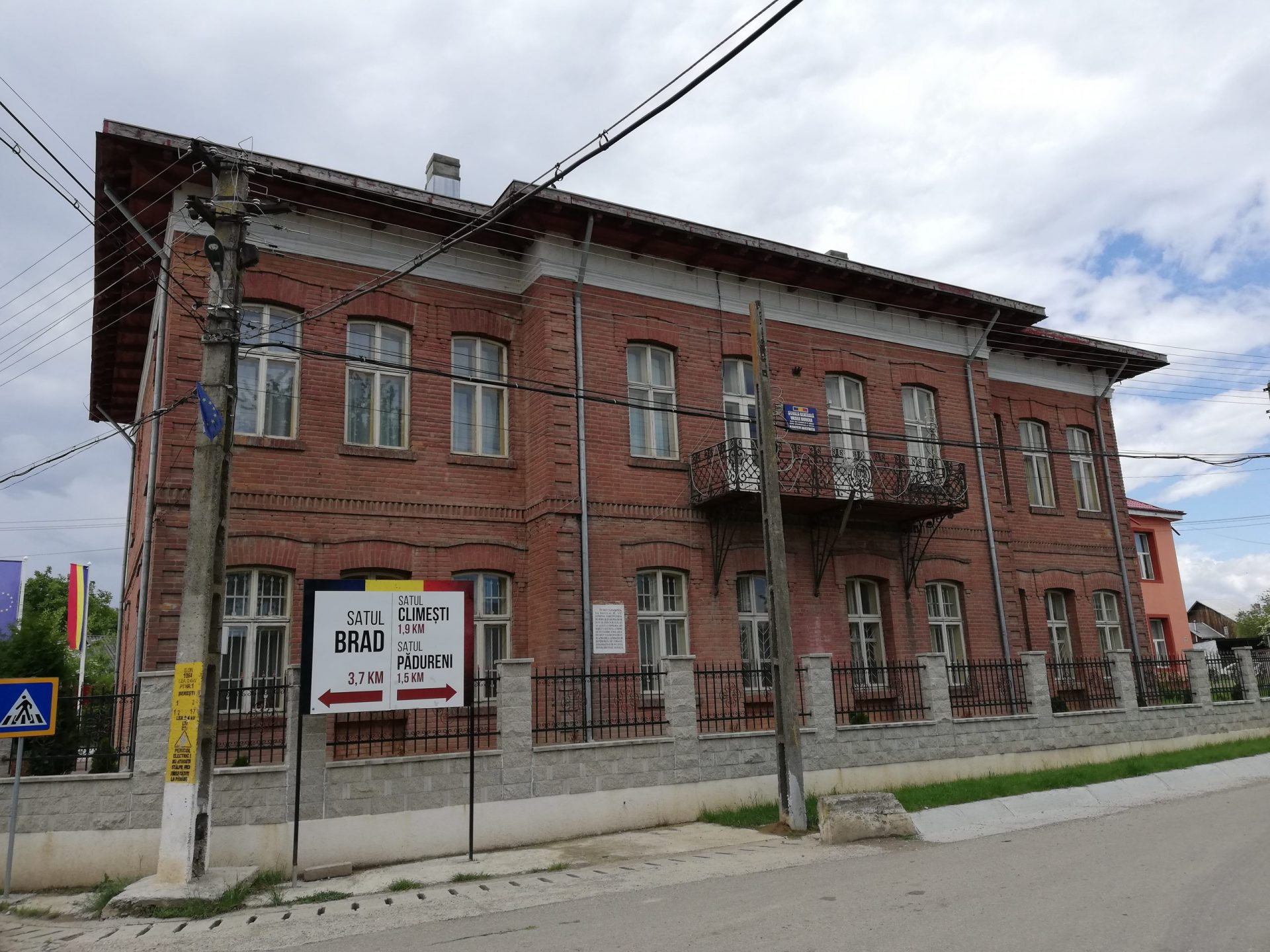 Școala Generală clasele I-VIII Vasile Borcea